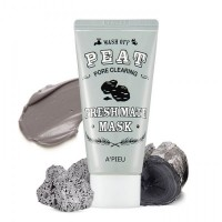 Маска для лица ночная A'PIEU Fresh Mate Peat Mask (Pore Clearing)