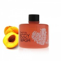 Гель для душа с экстрактом персика Dollkiss Touch My Body Wash (Peach)