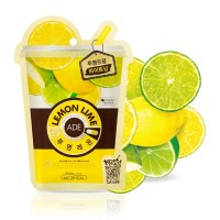 Маска для лица освежающая витаминная Lemon Ade Mask 25мл