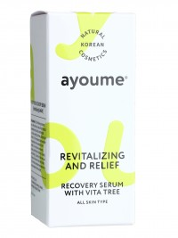 Сыворотка для лица восстанавливающая AYOUME Vita Tree Revitalizing-&-Relief serum