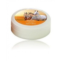 Крем для лица и тела на основе лошадиного жира DEOPROCE NATURAL SKIN HORSE OIL NOURISHING CREAM 100g