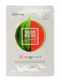 WATER MELON BALANCING FACIAL MASK
