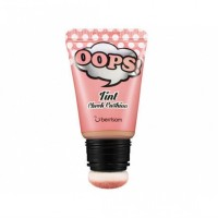 Румяна-тинт для лица OOPS Tint Cheek Cushion_Cream Peach 20мл