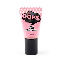Румяна-тинт для лица OOPS Tint Cheek Cushion_Sugar Pink 20мл