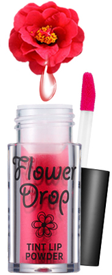 Тинт-пудра для губ Flower Drop Tint Lip Powder_01 Red 2гр