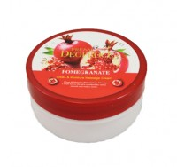 Крем массажный PREMIUM DEOPROCE CLEAN & MOISTURE POMEGRANATE MASSAGE CREAM