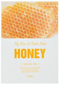 My Skin-Fit Маска для лица тканевая A'PIEU My Skin-Fit Sheet Mask (Honey) 25гр