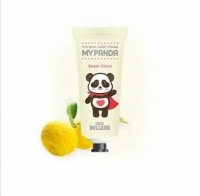 Крем для рук Urban Dollkiss It's Real My Panda Hand Cream #03 SWEET CITRON 30гр