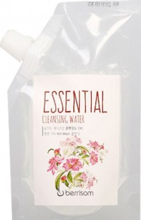 Очищающая вода Berrisom Essential Cleansing Water - Flower 150мл