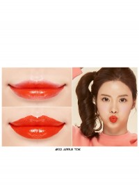 Тинт для губ 02 G9skin Color Tok Tint 02. Apple 5мл