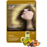 Маска для волос с аргановым маслом TheYEON Argan oil silky hair pack
