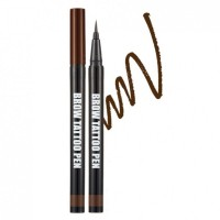 Ручка-тату для бровей Brow Tattoo Pen - Natural Brown 0,5гр