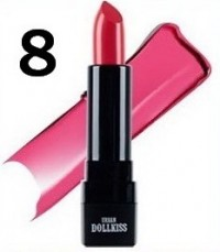 Помада для губ Urban City Kiss & Tension Lipstick Nº8 hottest pink bar 3,5g