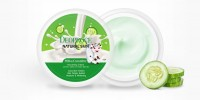 Крем для лица и тела DEOPROCE NATURAL SKIN NOURISHING CREAM MILK CUCUMBER 100g
