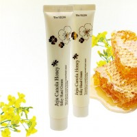 Крем для рук с экстрактом меда канола  TheYEON Jeju Canola Honey Silky Hand Cream