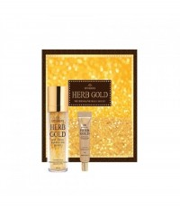 ESTHEROCE HERB GOLD WHITENING & WRINKLE CARE ESSENCE & EYE CREAM SPECIAL SET